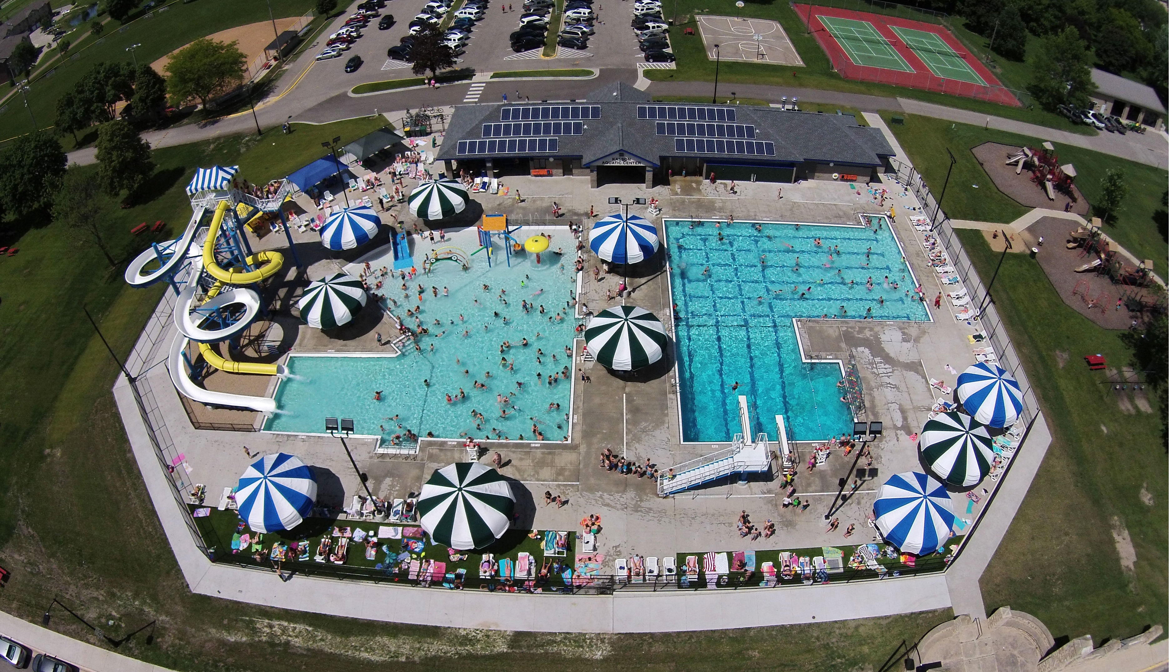 Kasson Minnesota Aquatic Center