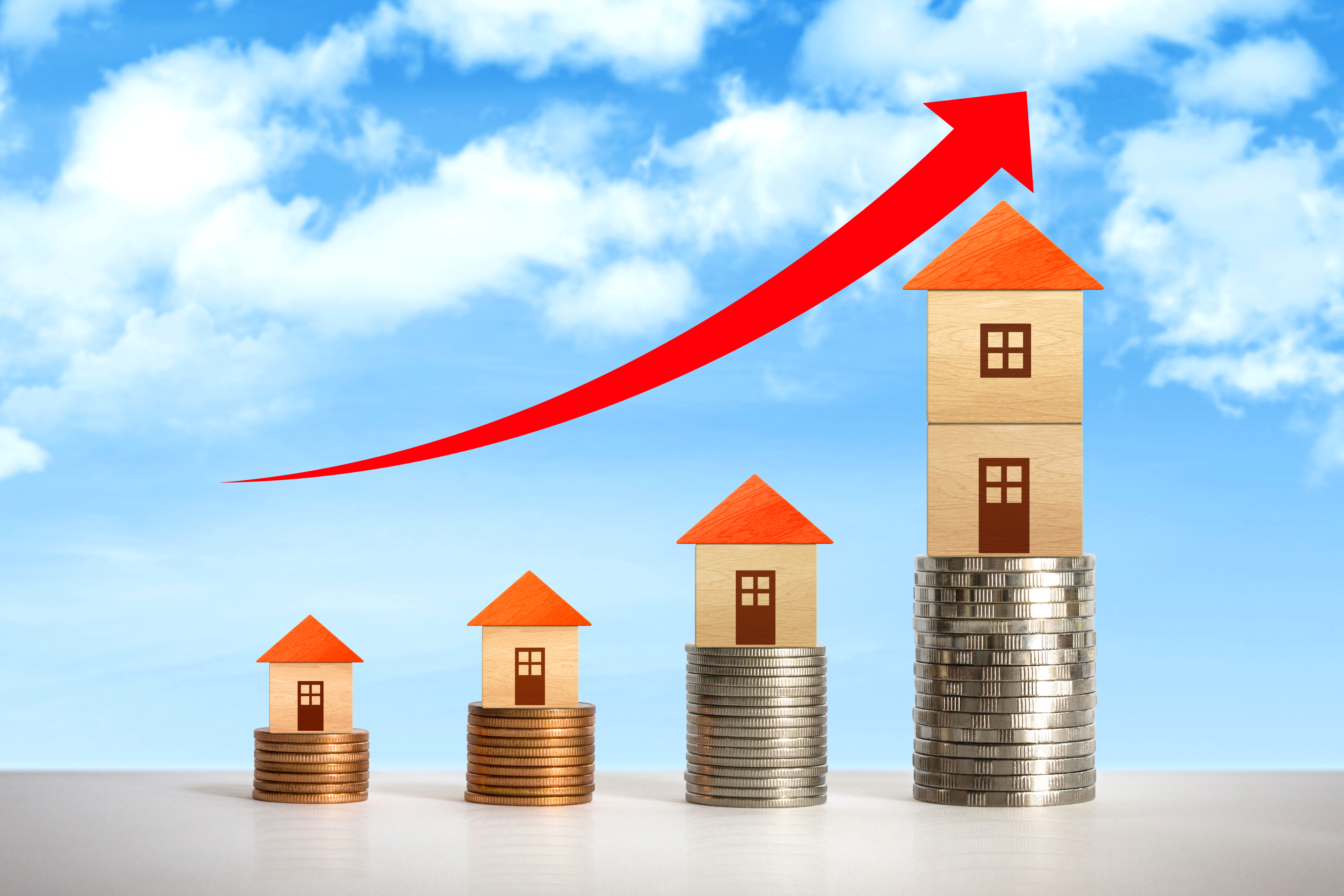 Buy your new home before continued strong buyer demand causes pricing to appreciate more!
