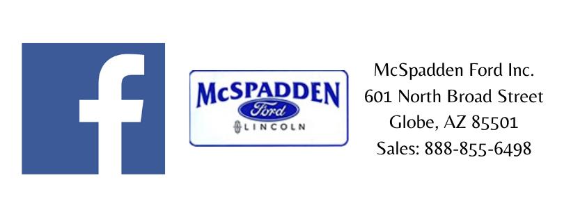 McSpadden Ford Lincoln in Globe AZ