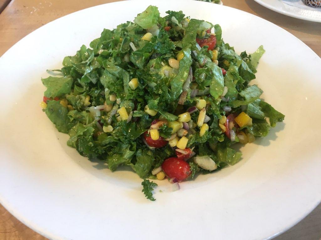 The Omega salad.