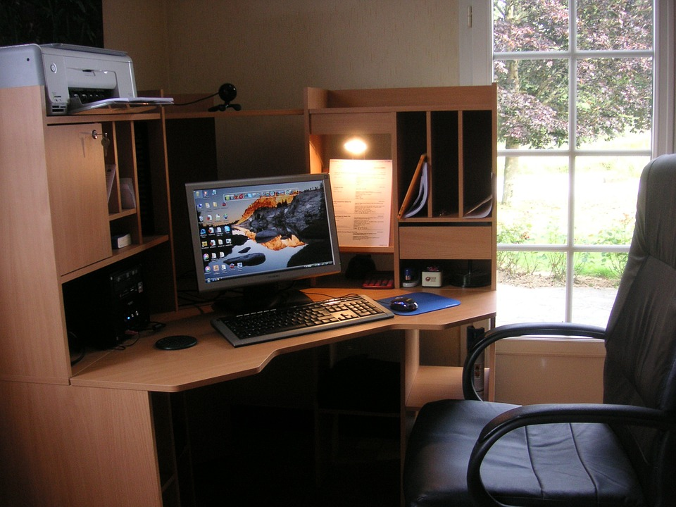 Office Space Home Staging Bellingham Whatcom