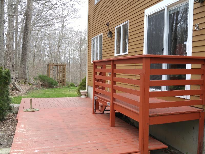 287 RT 2 N Stonington Deck