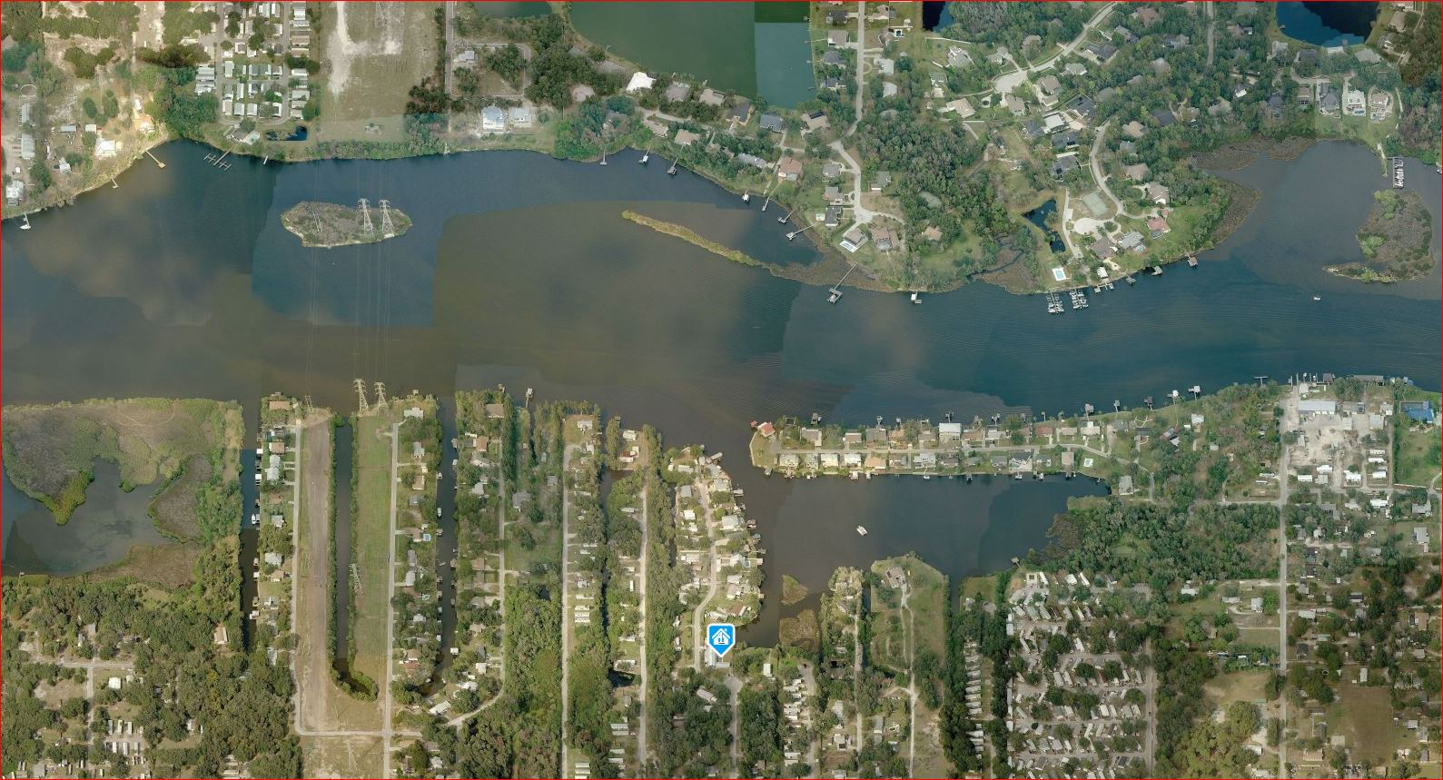 Alafia Waterfront Homes for Sale