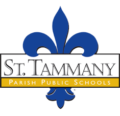 ST. TAMMANY MAP