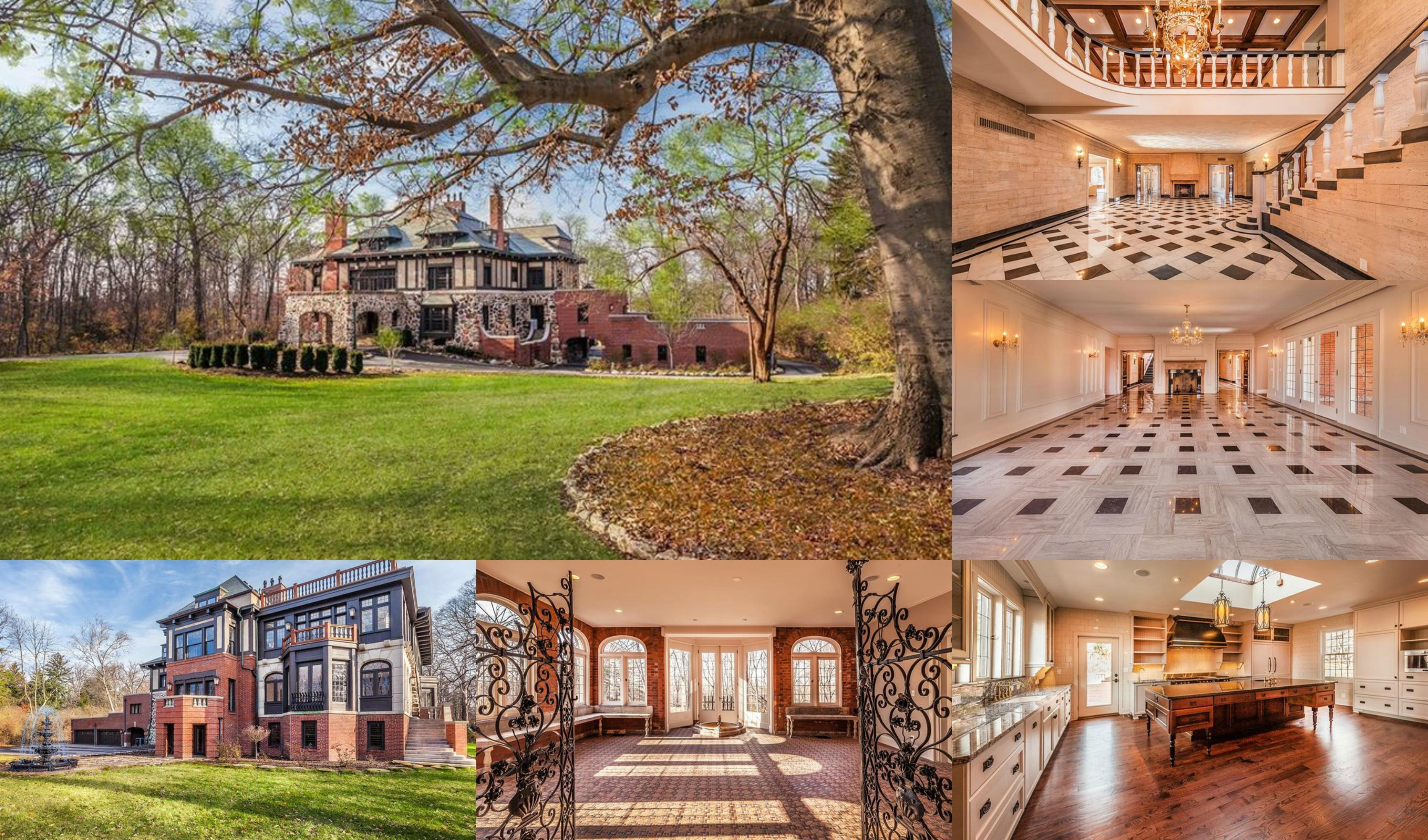 5 most expensive unique homes listed around indianapolis