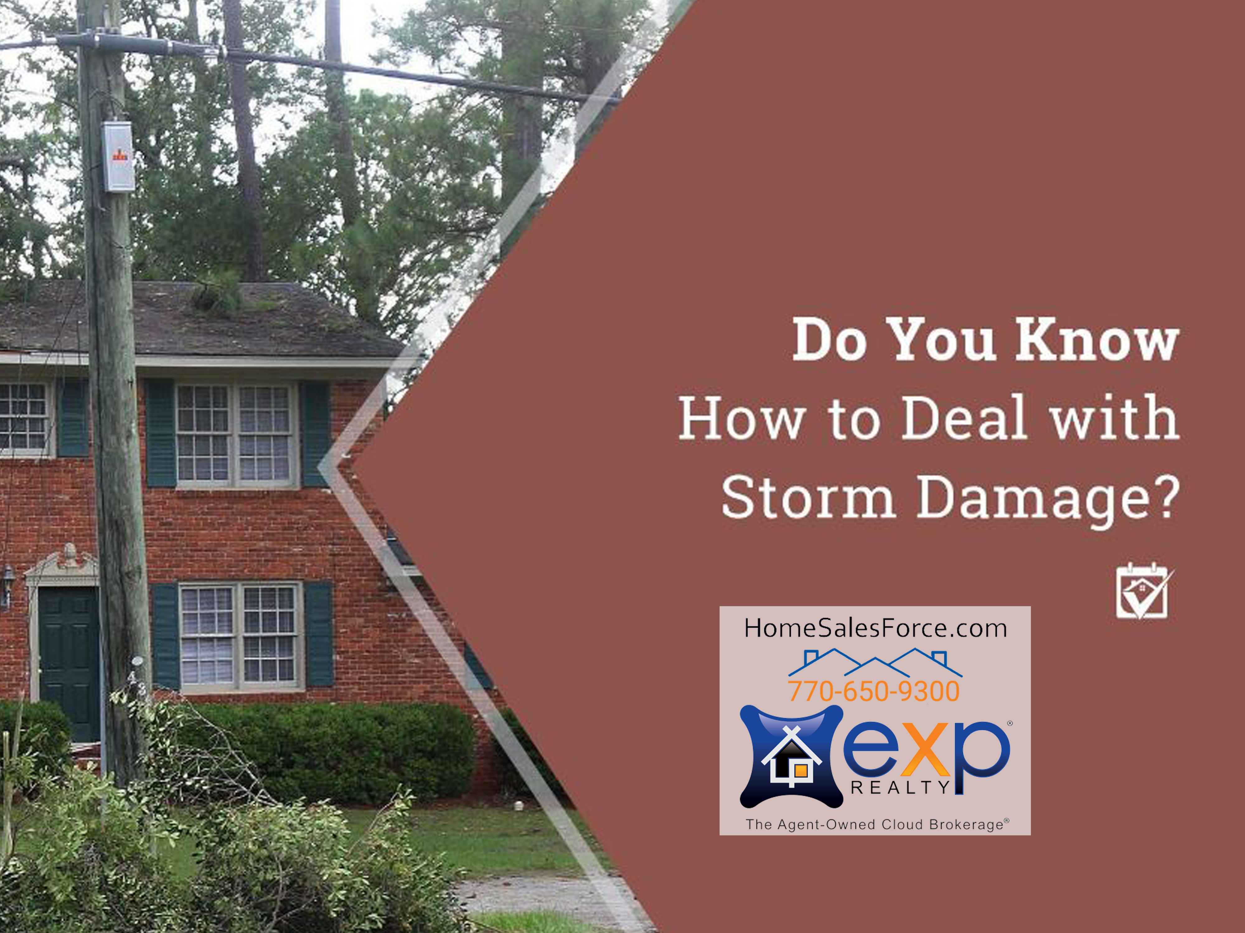 Do You Know How to Deal with Storm Damage