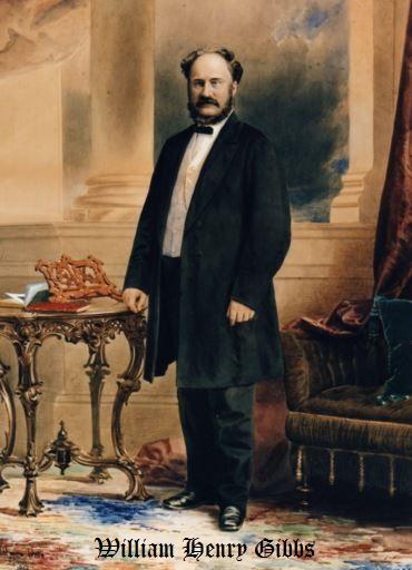 Mayor William Henry Gibbs - Home Savvy