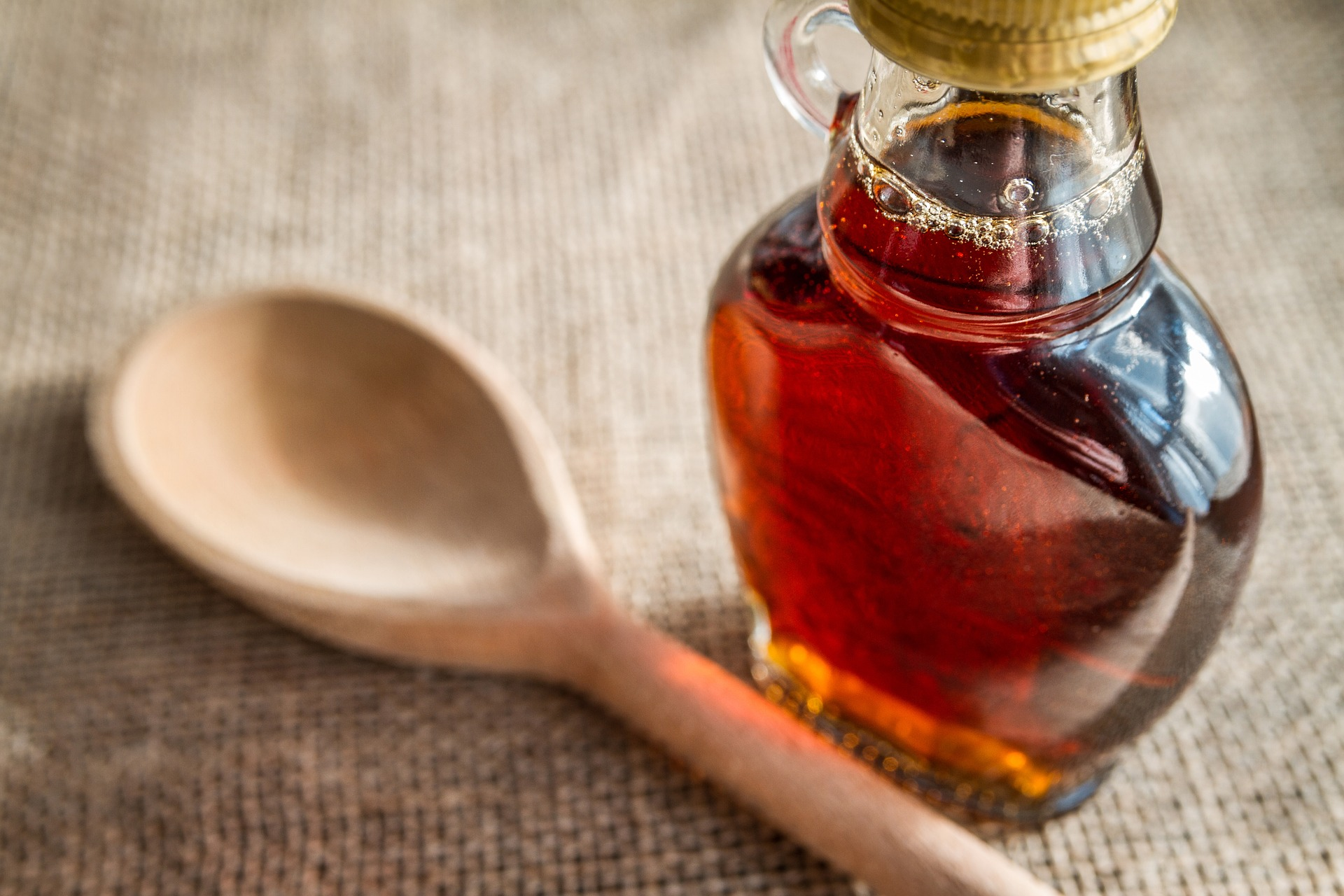 Bring home some delicious homemade maple syrup!