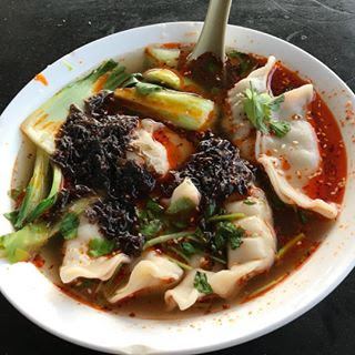 Spicy Northern Style Dumpling Soup
