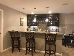 finished basements in Mason