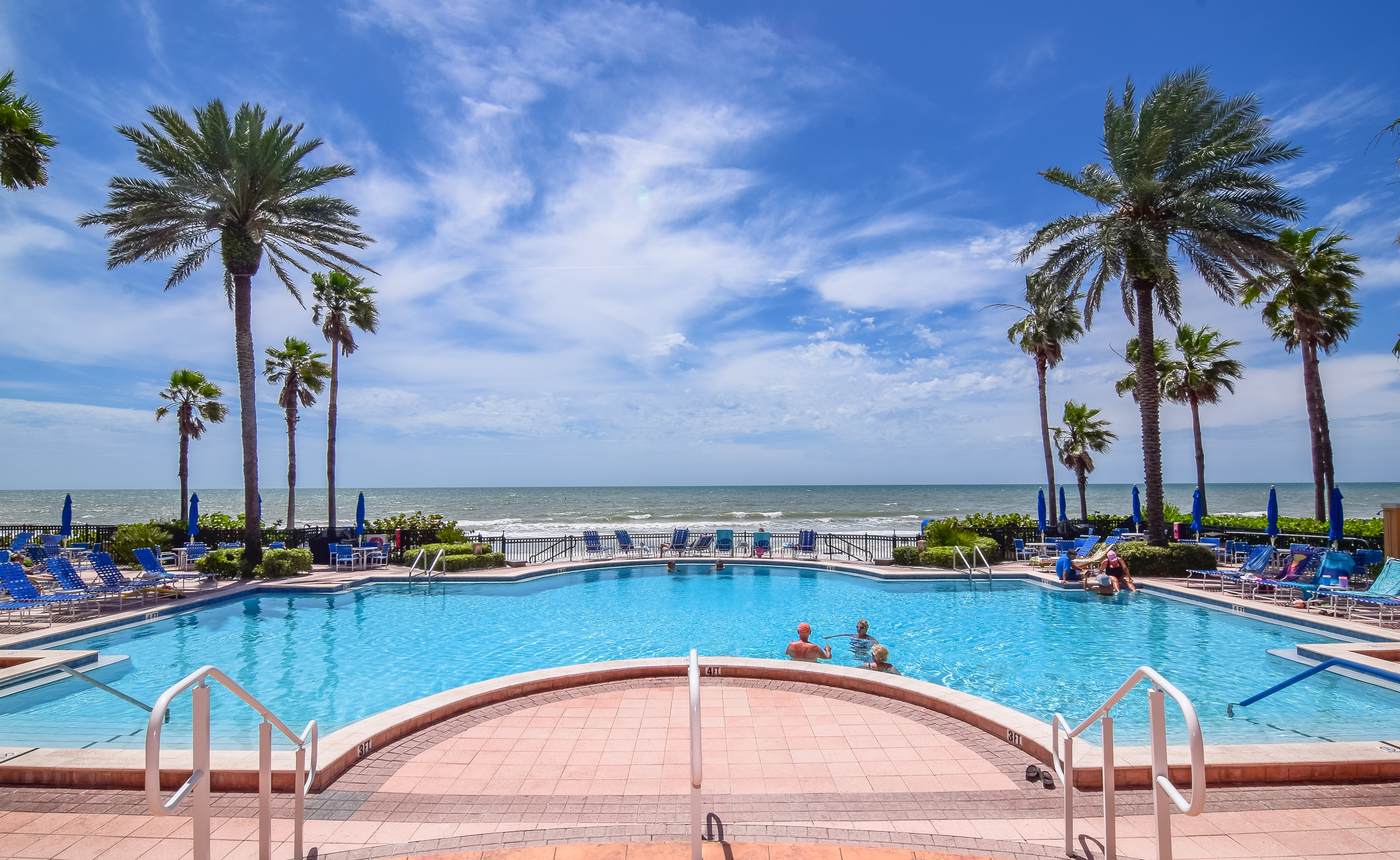 Tides Beach Club Pool