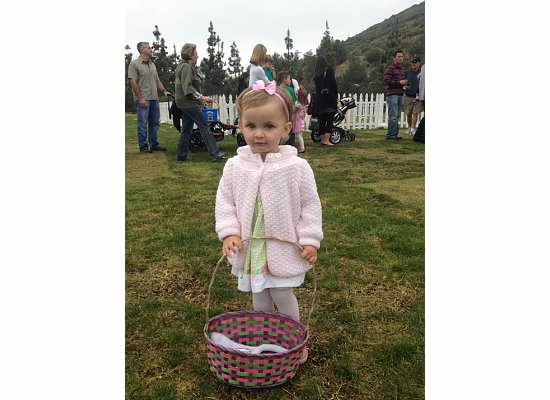 Ready for the Egg Hunt in North San Diego County!