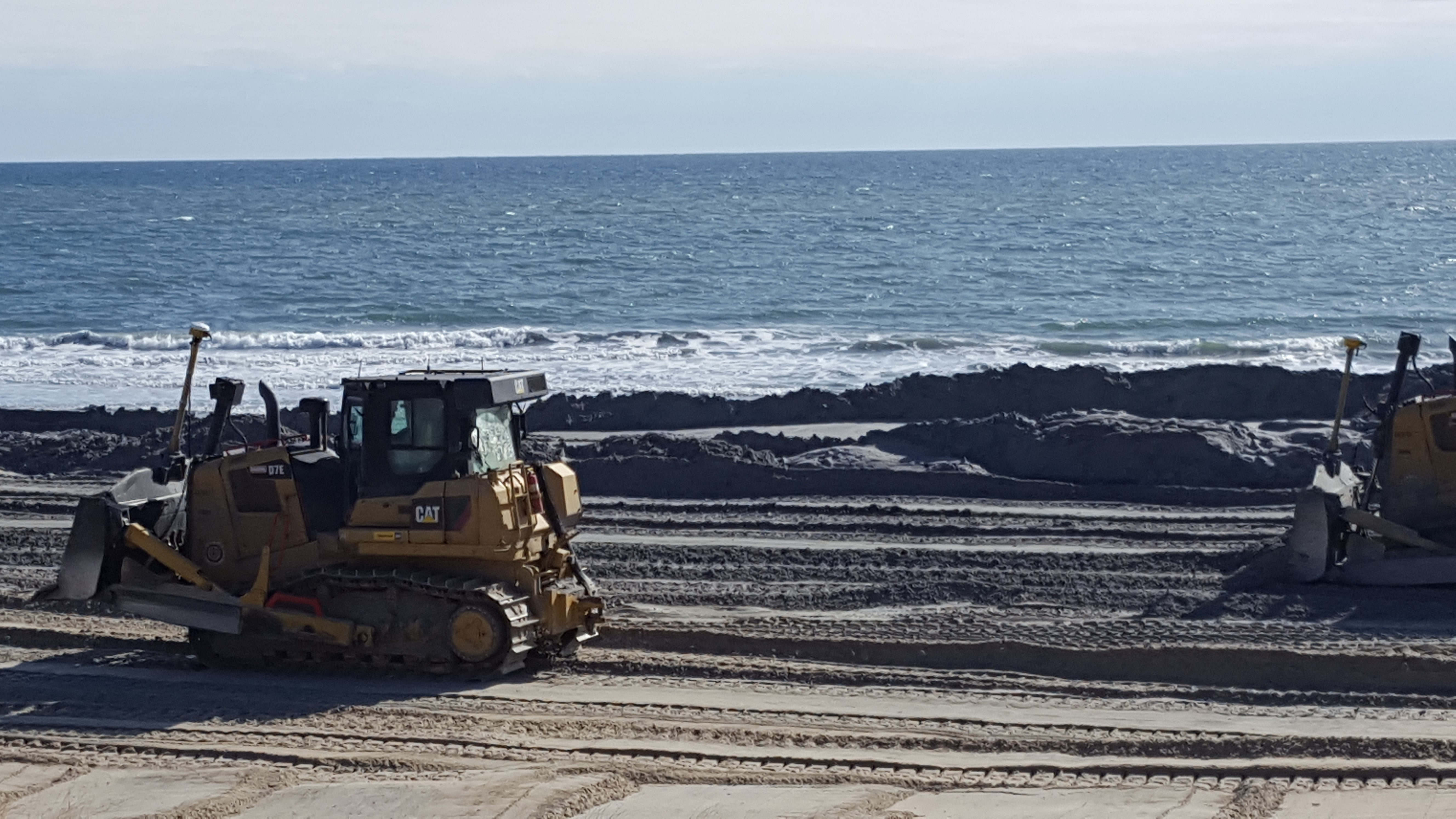New beach is coming!