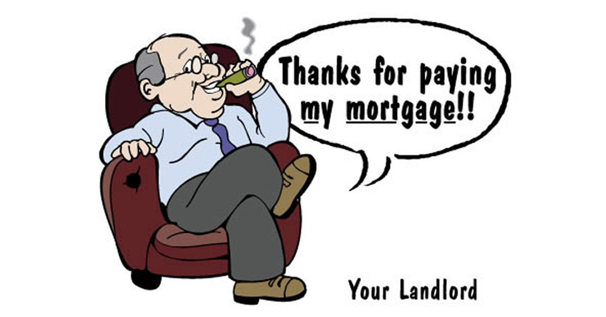 Advantage of Buying vs Renting a Home