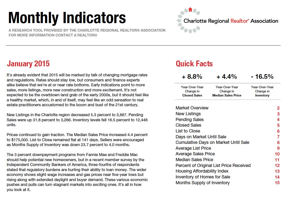 Jan 2015 Stats