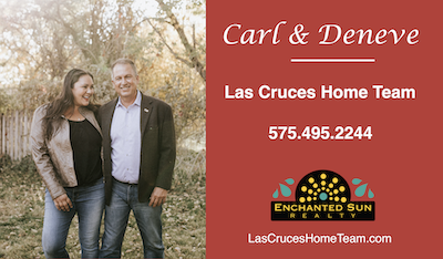Las Cruces Home Team Carl and Deneve Las Cruces, NM