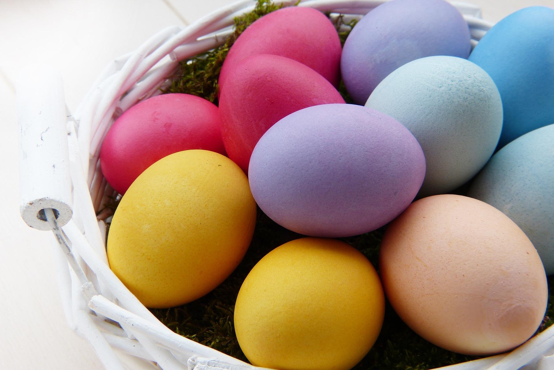 Let your little ones enjoy a fun-filled Easter egg hunt!