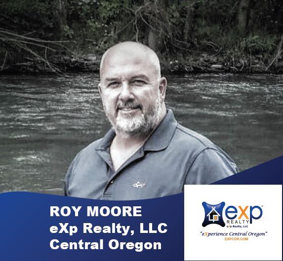 Roy Moore best realtor in Bend