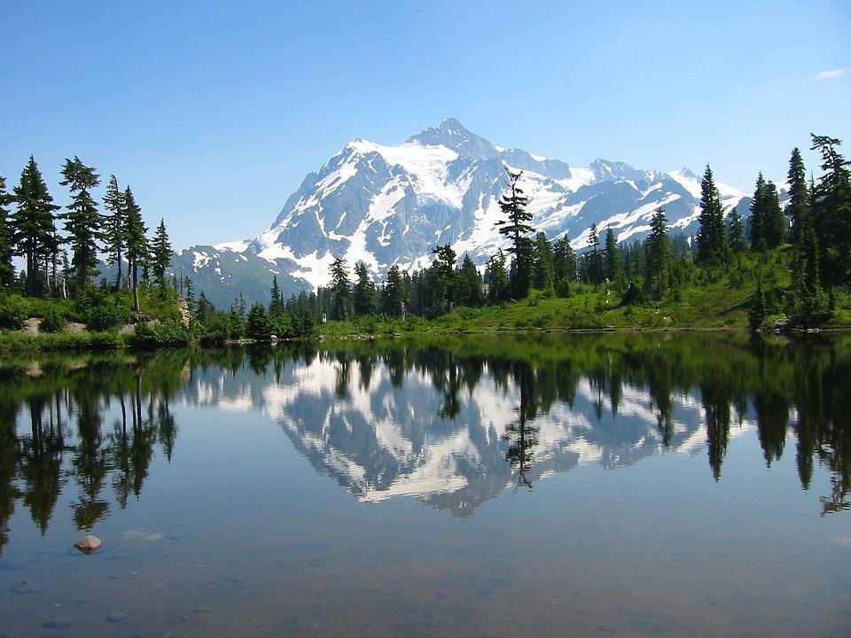Mount Shuksan Washington Whatcom