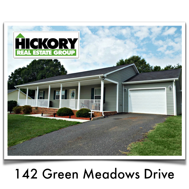 Green Meadows Home For Sale In Taylorsville NC