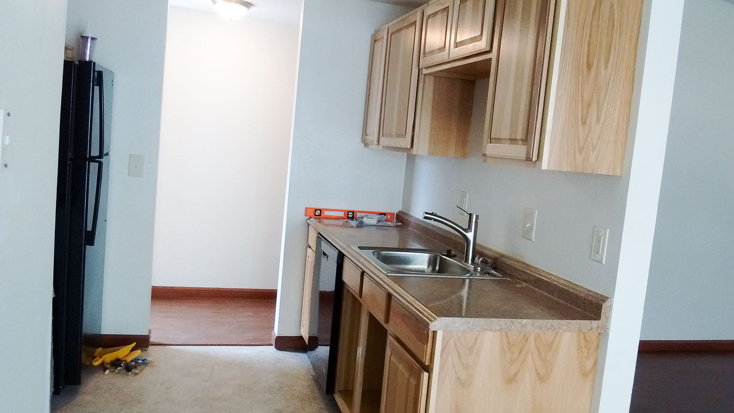 NE Portland Rental Kitchen