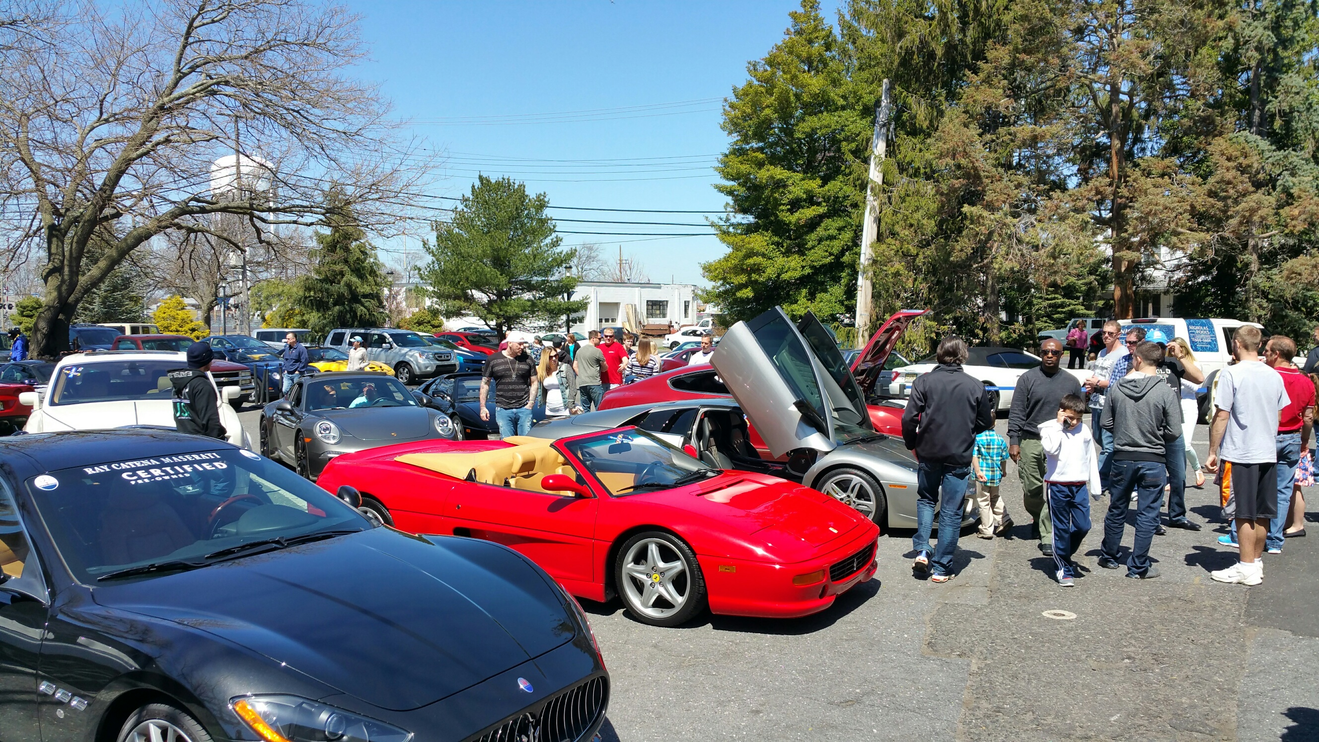 Drive for Autism Bar A Belmar