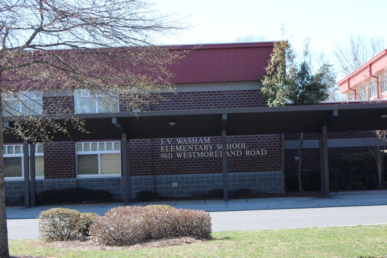 J. V. Washam elementary