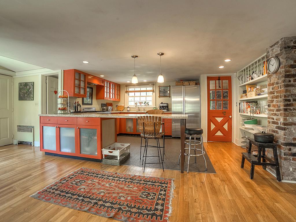 Kitchen in Sandstone House
