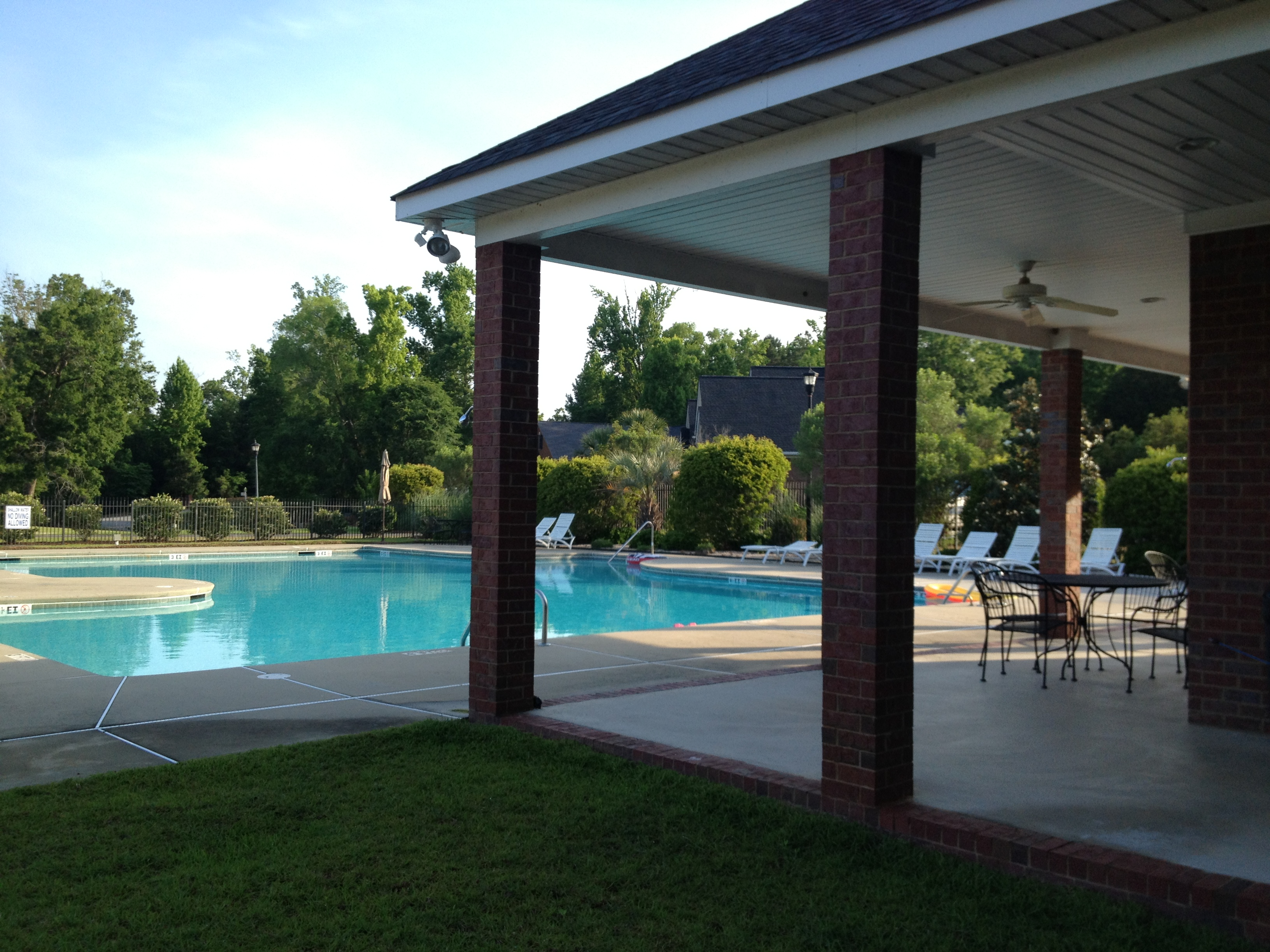 The Oaks Community Clubhouse & Pool