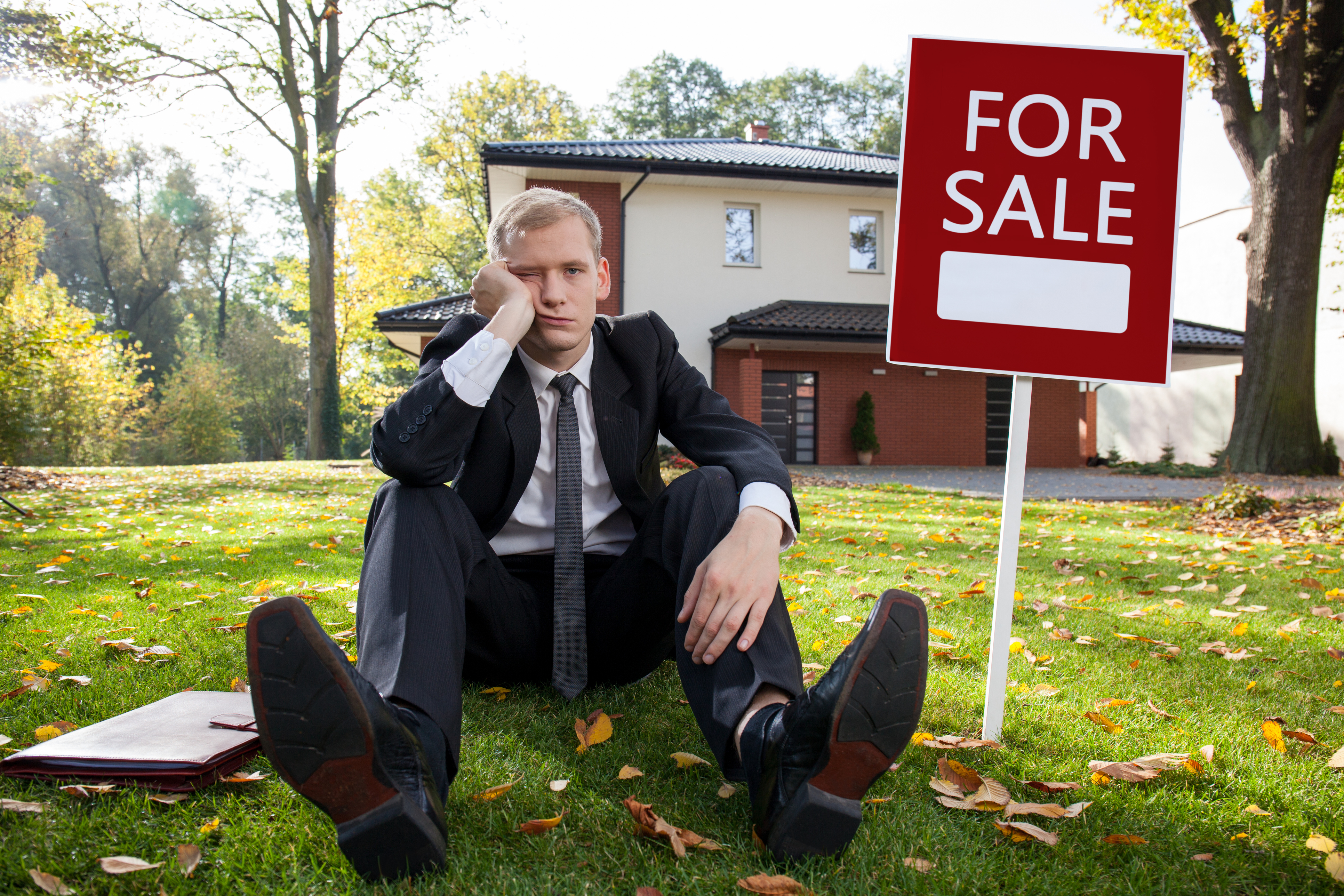 Sell your home when YOU are ready!