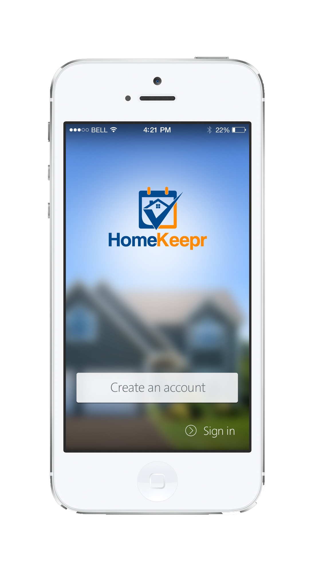 Your Home Keepr App