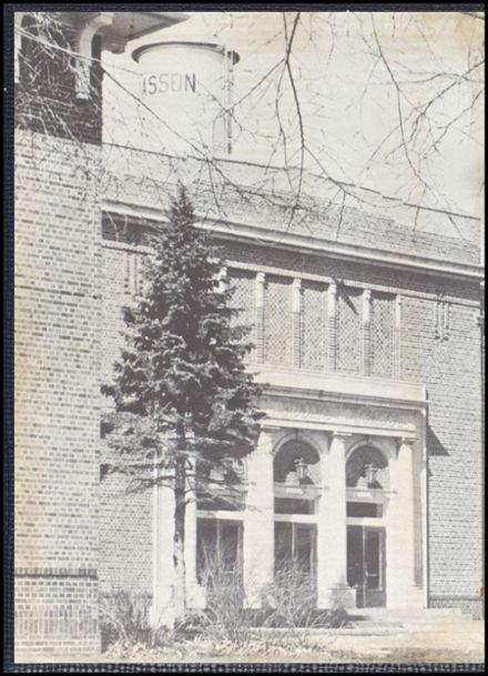 1918 Kasson Minnesota School Building