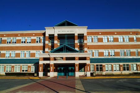 Walt Whitman HS in Bethesda, MD