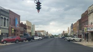 DOWNTOWN  DENISON TX