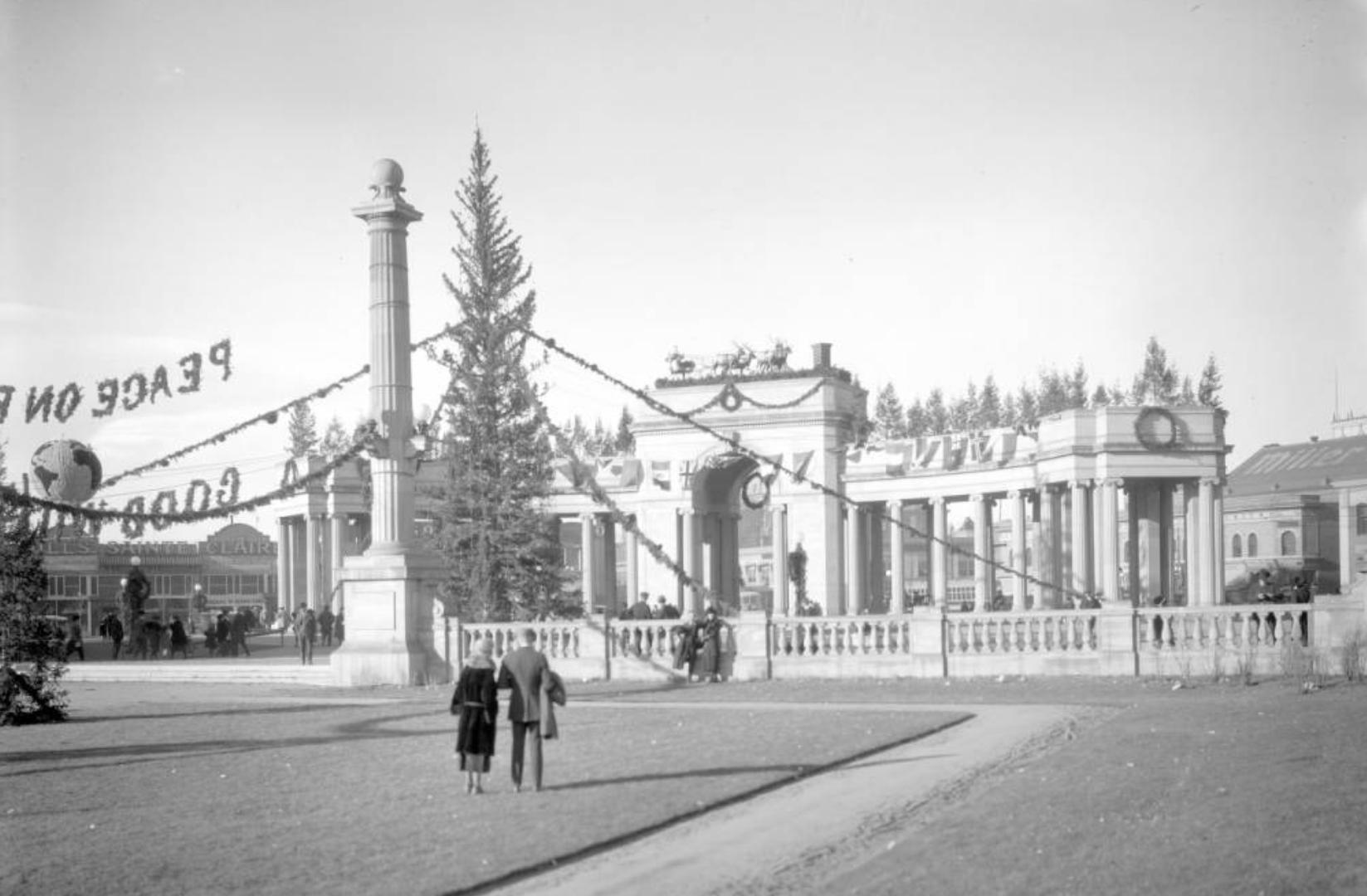 Denver Christmas 1920's