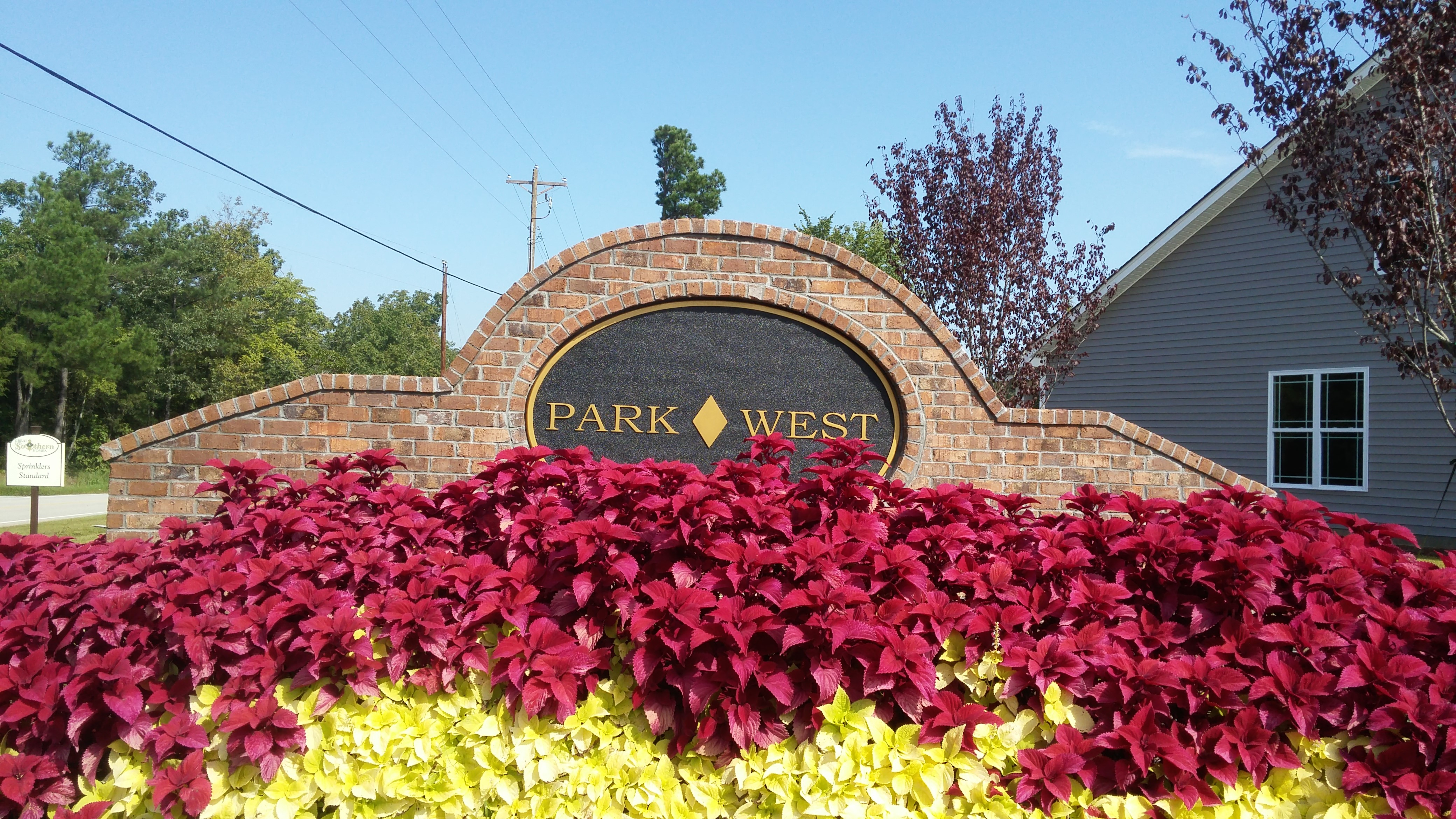 Park West Entrance